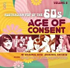 AGE OF CONSENT: AUSTRALIAN POP OF THE 60S VOLUME 5