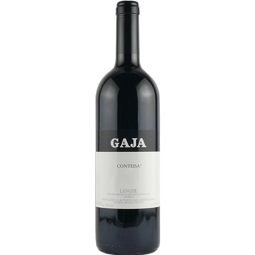 コンテイザ 2007/ガヤ [ 2007 赤ワイン フルボディ イタリア 750ml ]
