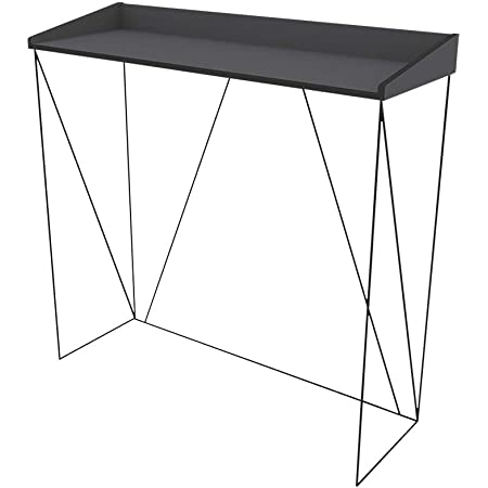 Selsey Console, Anthracite/Noir, 100x35x75