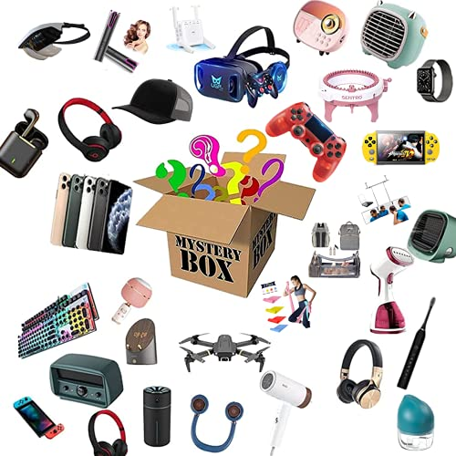 Mystery Box Electronic, Lucky Box Random Style, Super Costeffective,...