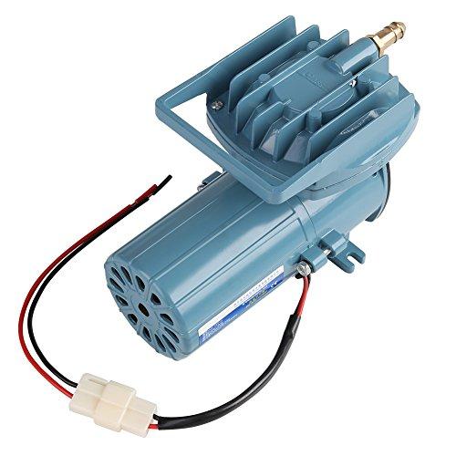 Luchtpompen, luchtbruispomp, voor aquarium vistank DC 12 V 35 W vijver aquarium accessoire tool