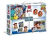 Clementoni- Edukit 4 en 1-Disney Toy Story 4- 18058