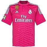 Camiseta alternativa del Real Madrid de 2014 2015, incluye parche de Campeón...