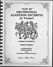trumpet orchestral excerpts