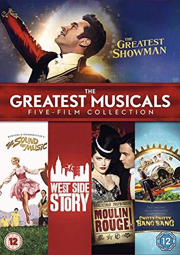Greatest Musicals Collection [Edizione: Regno Unito]