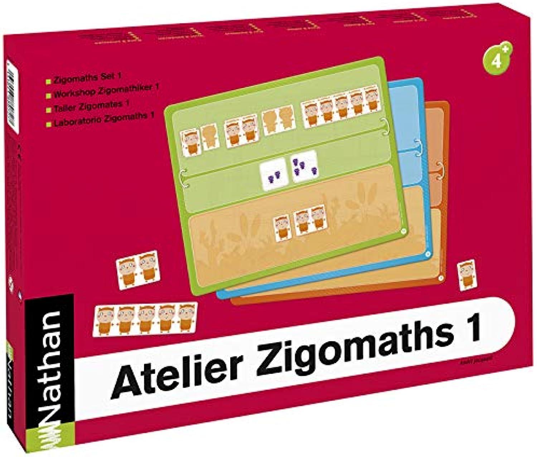 Nathan nathan388072zigomaths Set 1Board Game