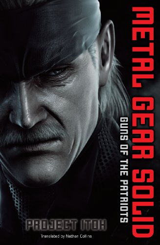 Metal Gear Solid: Guns of the Patriot (English Edition)