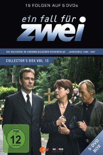 Ein Fall für Zwei - Collector\'s Box 13 [5 DVDs]