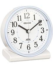 SEIKO CLOCK(セイコークロック) アナログ目覚まし時計 電波時計