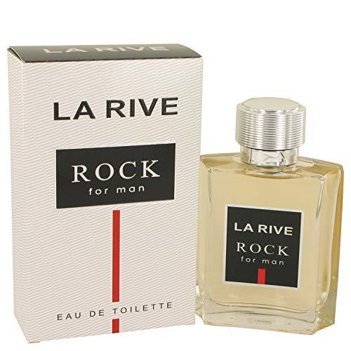 La Rive Rock for Man 100ml/3.3oz Eau De Toilette Spray Cologne Fragrance for Him