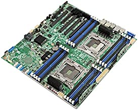 Intel SSI EEB SDRAM LGA 2011-3 Motherboards DBS2600CW2R