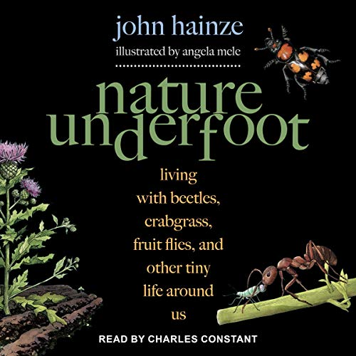 Nature Underfoot cover art
