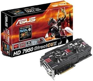 ASUSTeK AMD RADEON HD7950 オリジナルFAN「DirectCu II」搭載 HD7950-DC2-3GD5-V2 【PCI-Express3.0】