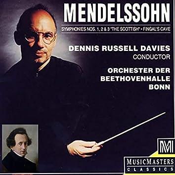 "Mendelssohn: Symphonies Nos. 1, 2, & 3 ""The Scottish"" - Fingal's Cave"