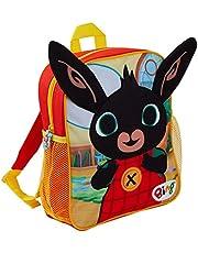 Bing Bunny 3D plysch ryggsäck pojkar flickor barnkammare skola förskola ryggsäck barn bok lunchväska