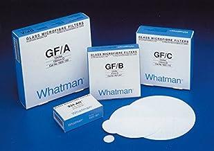 Whatman 036416papel de filtro de fibra de vidrio GF/F Tipo