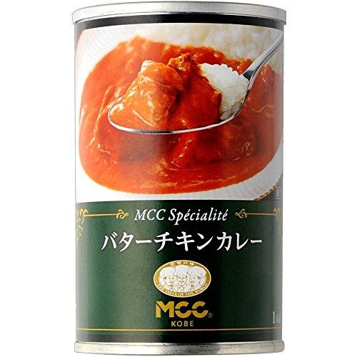 MCC バターチキンカレー 缶 160g
