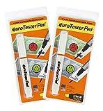 EURO TESTER PEN ® XL - Vorteilspackung mit 2 Prüfstift