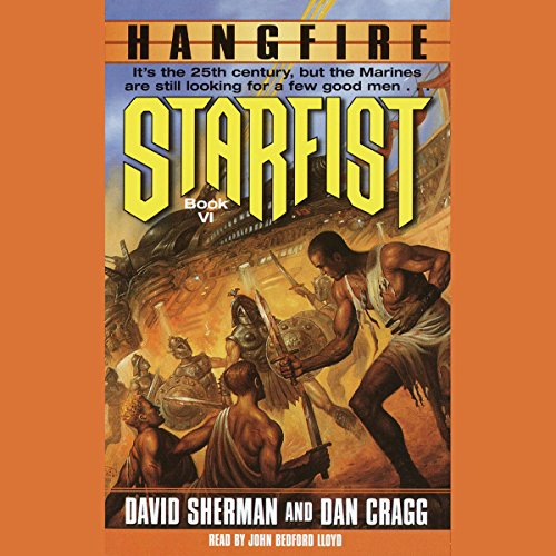 Hangfire audiobook cover art