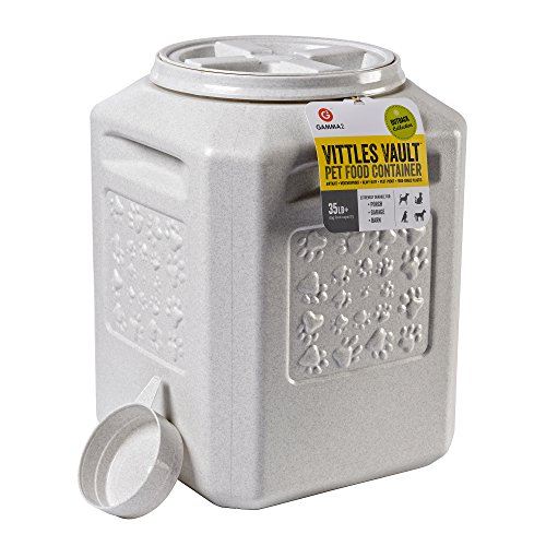 Vittles Vault Outback 35 lb Airtight Pet Food Storage...