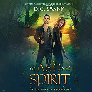 Of Ash and Spirit: A Curse Keepers Novel cover art