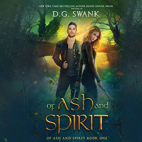 Of Ash and Spirit: A Curse Keepers Novel     Of Ash and Spirit, Book 1              By:                                                                                                                                 D.G. Swank,                                                                                        Denise Grover Swank                               Narrated by:                                                                                                                                 Shannon McManus                      Length: 10 hrs and 15 mins     6 ratings     Overall 4.8