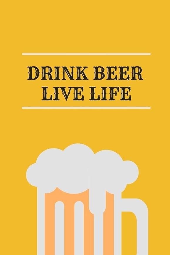治す倒産生き残りますDrink beer, Live Life.: Notebook/Journal 120 Blank Lined Page This journal can be used as a diary, school notebook personal journal.