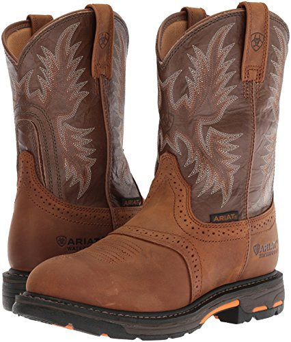 ARIAT Men's Workhog H2o Work Boot