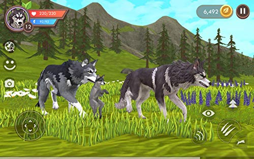 『WildCraft: Animal Sim Online 3D』の1枚目の画像