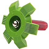 Sansund - Peine de aire acondicionado para reparación de radiador y polvo
