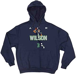 The Silo Navy Seattle Wilson AIR PIC Hooded Sweatshirt