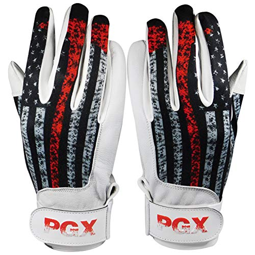 Thin Red Line Baseball Gloves