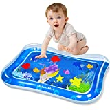 SEPHIX Baby Water Toys 3-6-12-18 Months Boy Gifts, Newborn Toys 0-3 Months Tummy Time Play Mat, Baby Stuff Essentials Toys 3-6 Months Teething Toys 0-6 Months Infant Sensory Toys for babies 1 year old