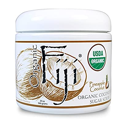 Organic Fiji PINEAPPLE COCONUT
