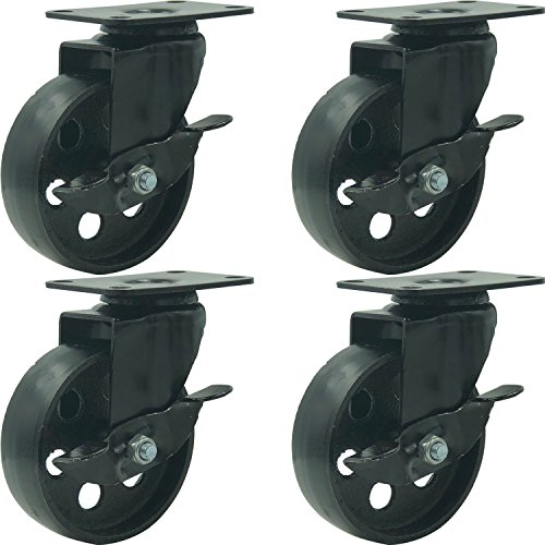 Best Industrial Furniture Casters