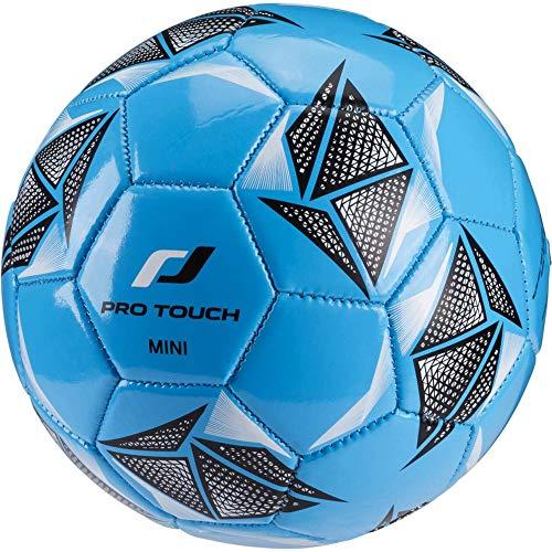 Pro Touch Unisex Jugend Fußball-274470 Fußball, BLAU/SCHWARZ/WEIß, 1