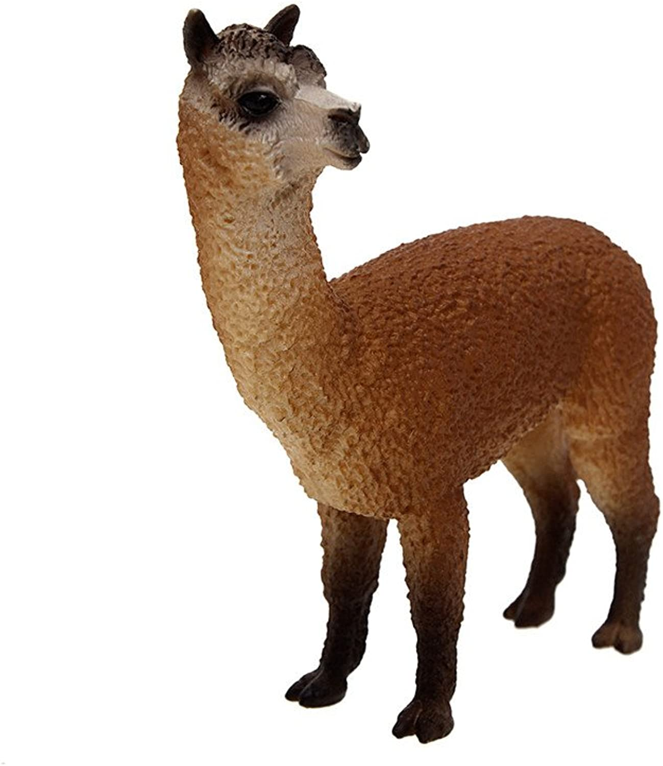Schleich Alpaca Stallion Toy Figure