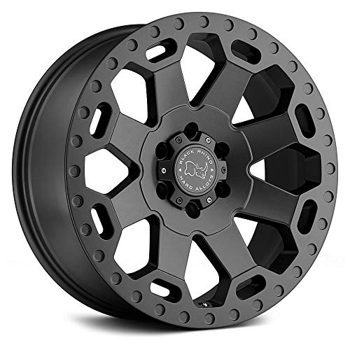 Black Rhino 1790WAR-26140G12 WARLORD Grey Wheel (17x9'/6x139.7mm,-12mm offset)
