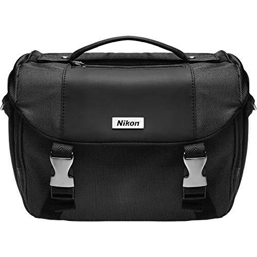 Nikon Deluxe Digital SLR Camera Case - Gadget Bag for D4s, D800, D610, D7100, D7000, D5500, D5300, D5200, D5100, D3300, D3200, D3100 (Renewed)