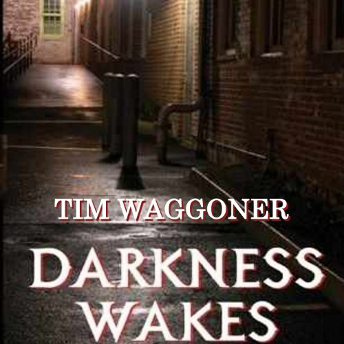 Darkness Wakes audiobook cover art