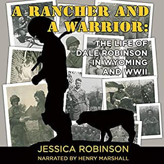 A Rancher and a Warrior cover art