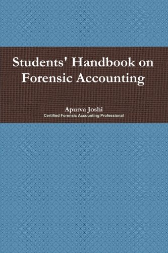 Students' Handbook on Forensic Accounting