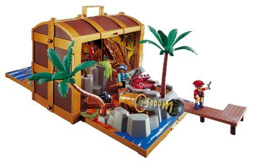 PLAYMOBIL® 4432 - Piratenschatztruhe