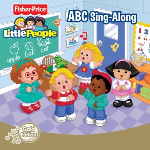 Fisher Price: Little People: ABC Sing-Along Gold Edition by Fisher Price Little People (2013-01-01)