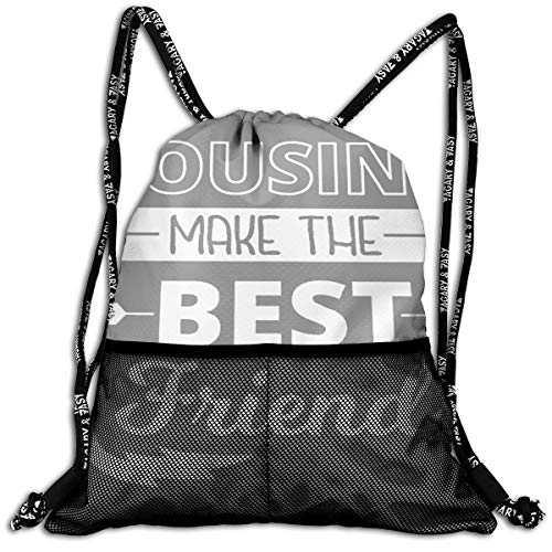 Cousins Make The Best Bag Bundle Backpack Sports Fitness Hiking Cycling Tourism Mountaineering Camping Portable Bag