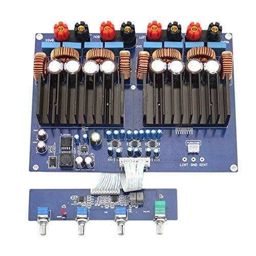 CLJ-LJ Amplificador digital Tas5630 2.1 de alta potencia, tablero Hi-Fi, clase D, audio Opa1632, 600 W + 2 x 300 W CC 48 V