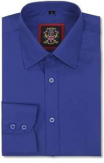 The London Dapper Plains Shirt Long Sleeve Mens Shirts