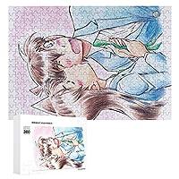 ONICEFIRE ジグソーパズル 300ピース アニメ 映画 劇場版 ドラマ パズル こども向け 動物 風景 花 木製パズル 子供のパズル パズル おもちゃ ピクチュアパズル