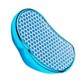Healifty Anti-drop Pedicure Stone Foot Scraper Feet Files Unique Foot Rubbing Tool Dead Skin Remover Foot Scrub Care Tool for Shop (Sky-blue)