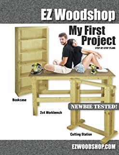 My First Project: Easy-to-Build Woodworking Plans for Beginners